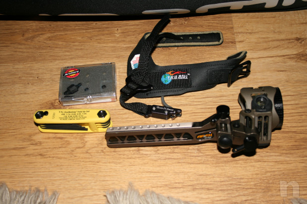 Vendo Bowtech Destroyer 350 Completo di tutto   foto-32310