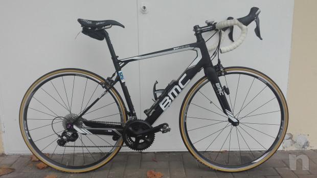 Bici da Corrsa BMC Gran Fondo GF02, Tg. M foto-16977