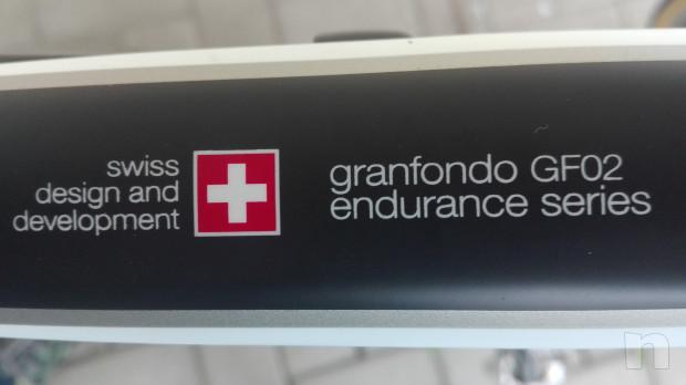 Bici da Corrsa BMC Gran Fondo GF02, Tg. M foto-32315