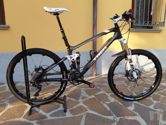 """Vendo Trek fuel EX 9.7 telaio carbonio (26"""") foto-16994"""