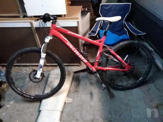 Mouuntain bike specialized epic taglia M alu. M5 foto-16997