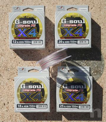 Trecciato Made in Japan YGK G-Soul X4 Upgrade foto-17015