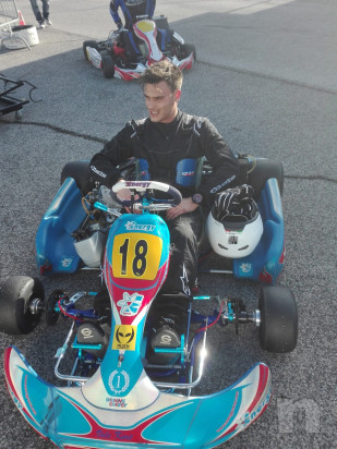Vendo kart kz energy/tm foto-32424