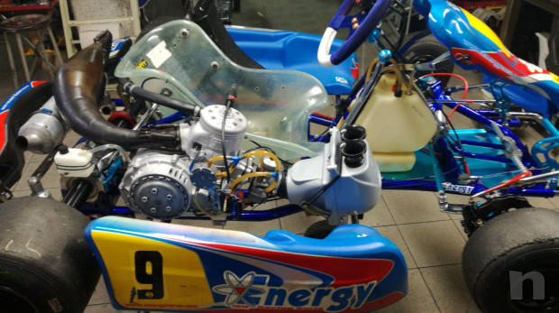 Vendo kart kz energy/tm foto-17027