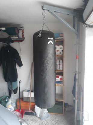 Sacco da Boxe + Guantoni foto-17067
