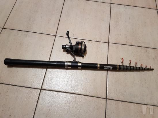 Canna da pesca Maver e mulinello Ryobi foto-32510