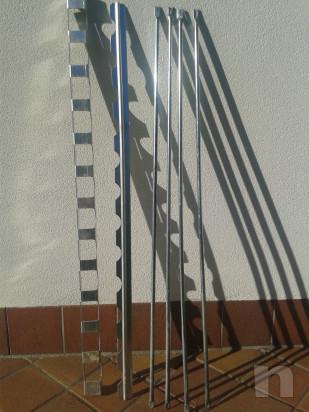 Canna da pesca roubaisienne 13,5 mt foto-32529