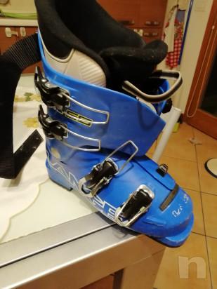 Vendo scarponi bimbo taglia 22,5 della Lange a 50 euro  foto-17082