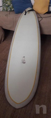 Tavola surf custom 7.2 Shaper X foto-17094
