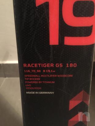 Sci Völkl Racetiger GS 180 foto-32571