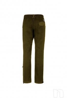 Pantalone Uomo E9 Rondo X pistacchio foto-32576