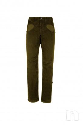 Pantalone Uomo E9 Rondo X pistacchio foto-17099