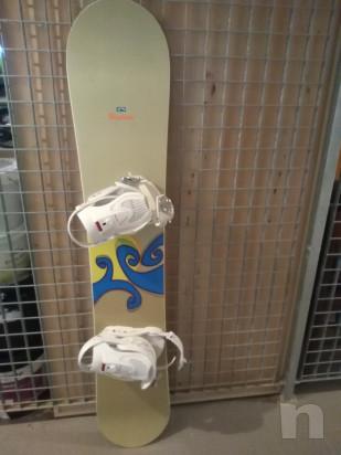 Snowboard donna foto-17106