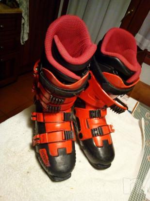 Scarponi Snowboard Hard Northwave Nexus 42 - 43! foto-17110