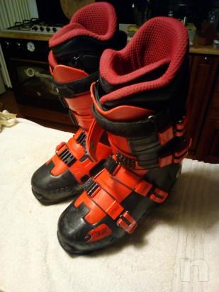Scarponi Snowboard Hard Northwave Nexus 42 - 43! foto-32599