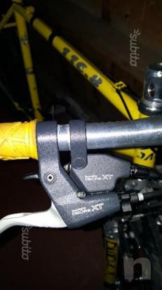 MTB TOURING DART modello 110.8 - 24 Vel. SHIMANO XT-ruote 26- mis.L foto-32655