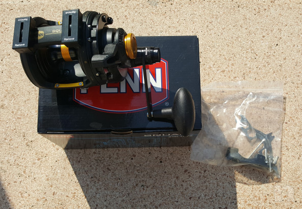 Penn Squall 16VS Lever Drag 2 Velocita' foto-17161