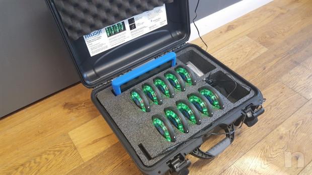 FitLight Trainer kit 10-light system sensori foto-17178