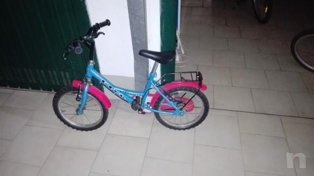Vendo bicicletta bambino foto-17201