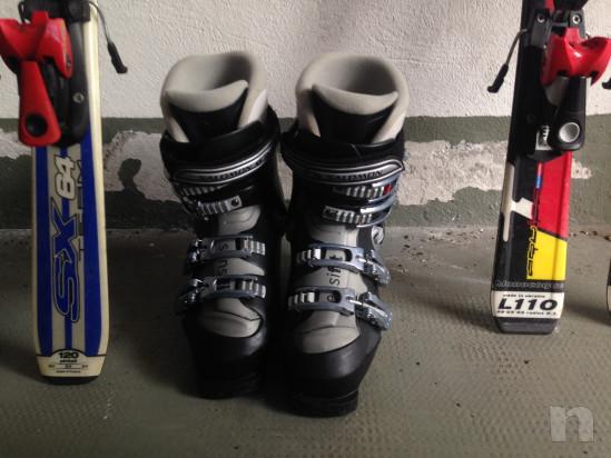 scarponi da donna Salomon foto-17209
