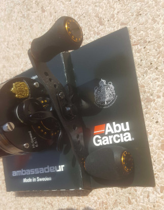 Mulinello Casting Abu Garcia Ambassadeur Mörrum XZ3601 foto-32821