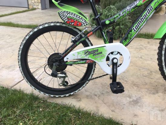 Vendo bicicletta nuova per BAMBINO da 4/5 a 9 anni foto-32857