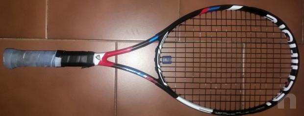 racchetta tennis tecnifibre tfight dcs3 300 L2 foto-17235