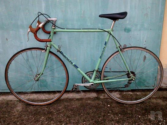 Bici da corsa Bianchi foto-17248