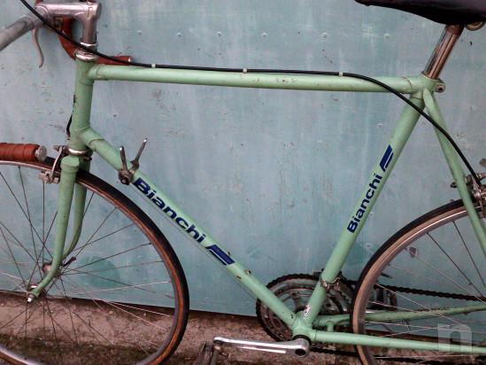Bici da corsa Bianchi foto-32893