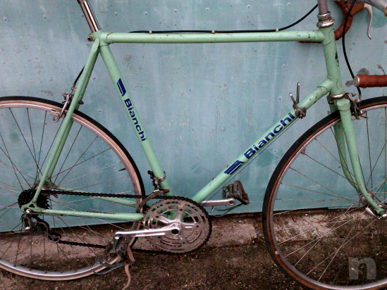 Bici da corsa Bianchi foto-32896