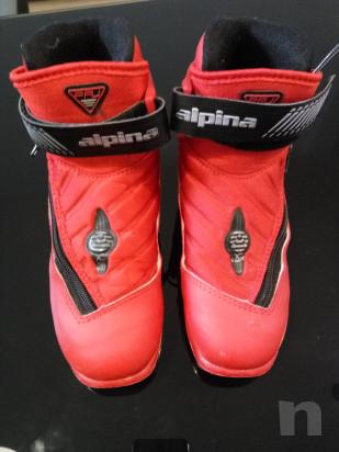 Scarpe Alpina 34 skating foto-17257