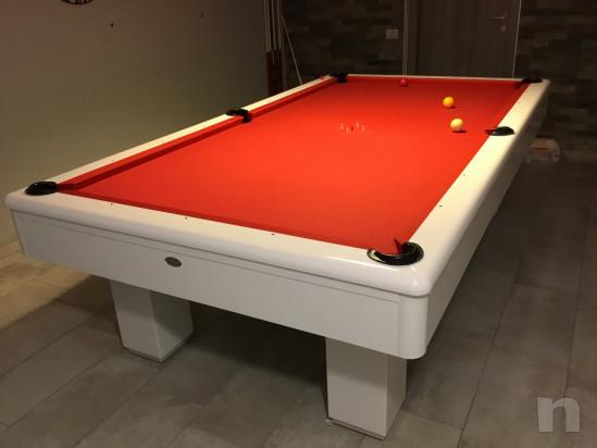 Biliardo CAVICCHI pool come nuovo foto-32973
