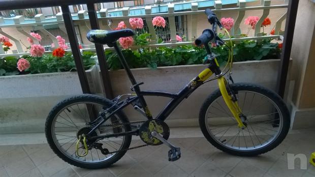 "bici mountain bike taglia 20""  foto-17287"