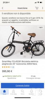 Bici elettrica  foto-17303