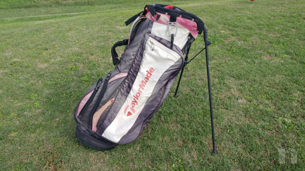 SACCA GOLF TAYLORMADE + REGALO 10 PALLINE foto-17344