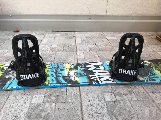 tavola DRAKE DF2 + attacchi DRAKE FORCE foto-33084