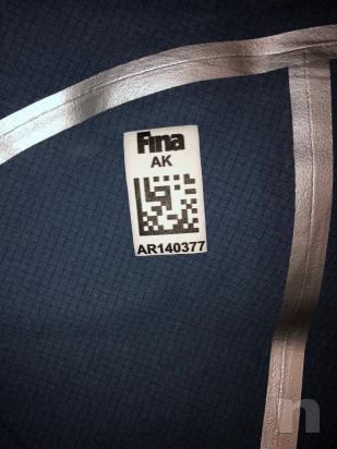 Costume competizione nuoto Arena Powerskin taglia 46 foto-33130