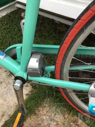 Bicicletta Bianchi a tiratura limitata foto-33227
