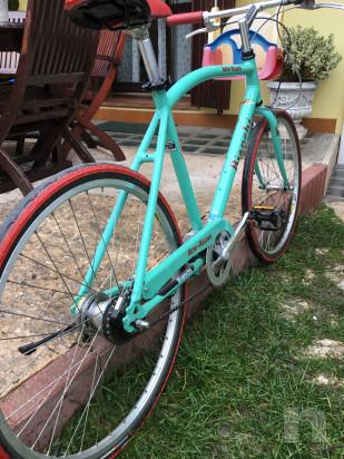 Bicicletta Bianchi a tiratura limitata foto-33226