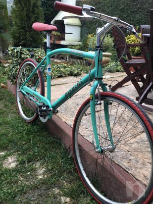 Bicicletta Bianchi a tiratura limitata foto-33228