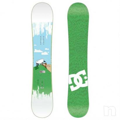 Snowboard Devun Walsh 158  foto-17415