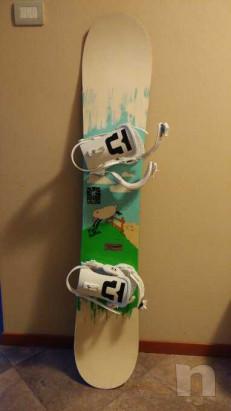 Snowboard Devun Walsh 158  foto-33261