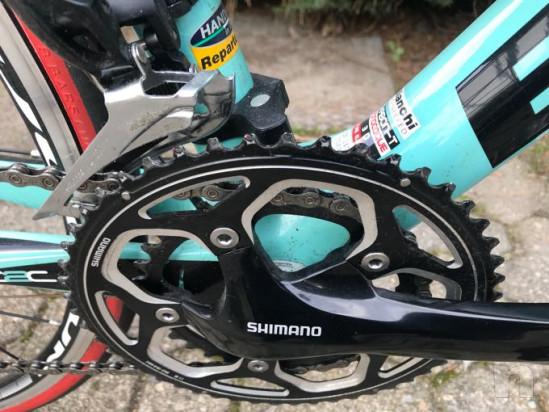 Bicicletta da corsa Bianchi Intenso foto-33285