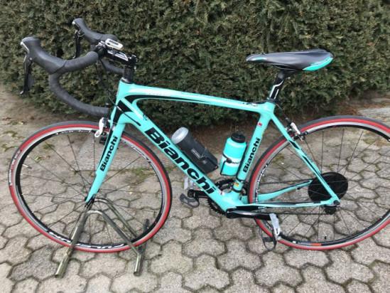 Bicicletta da corsa Bianchi Intenso foto-33284