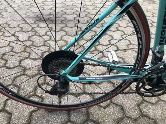 Bicicletta da corsa Bianchi Intenso foto-33287