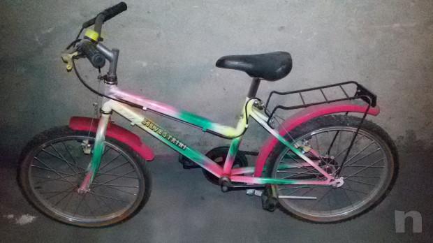 Bicicletta Silvestrini 20''  foto-17442