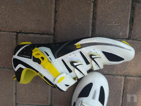 VENDO Scarpa da ciclismo su strada Mavic Avenge Carbon foto-33415