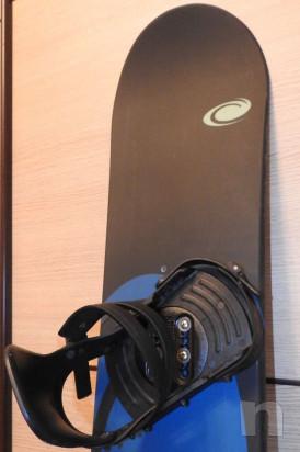 Snowboard Swirl Come Nuovo foto-33461