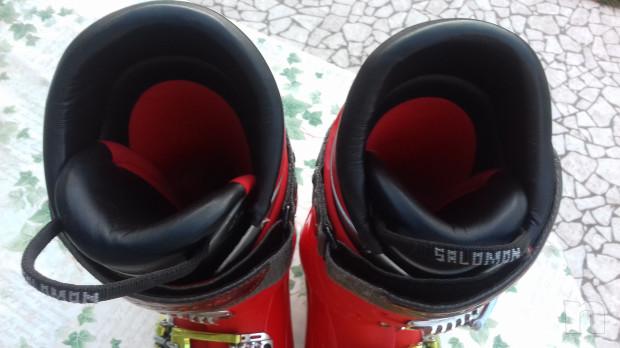 Scarponi Salomon 120 race n. 27.5 (42/43) foto-33469