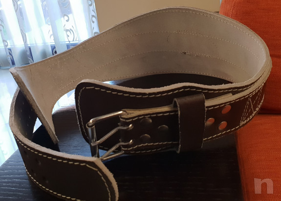 Cintura Fassi per sollevamento pesi foto-33511